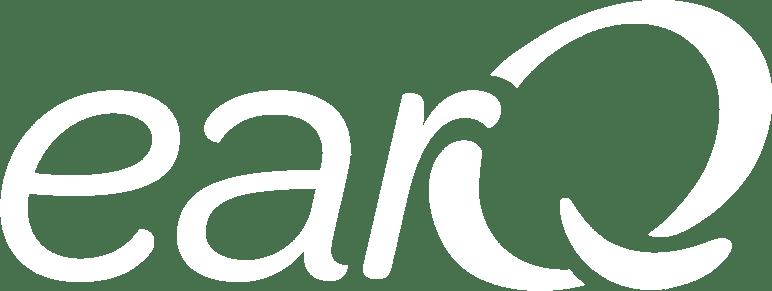 white earq logo